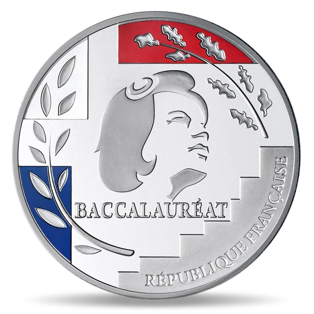 (FMED.Méd.MdP.Ag.100112734000B0) Silver medal - Bachelor medal Obverse (zoom)