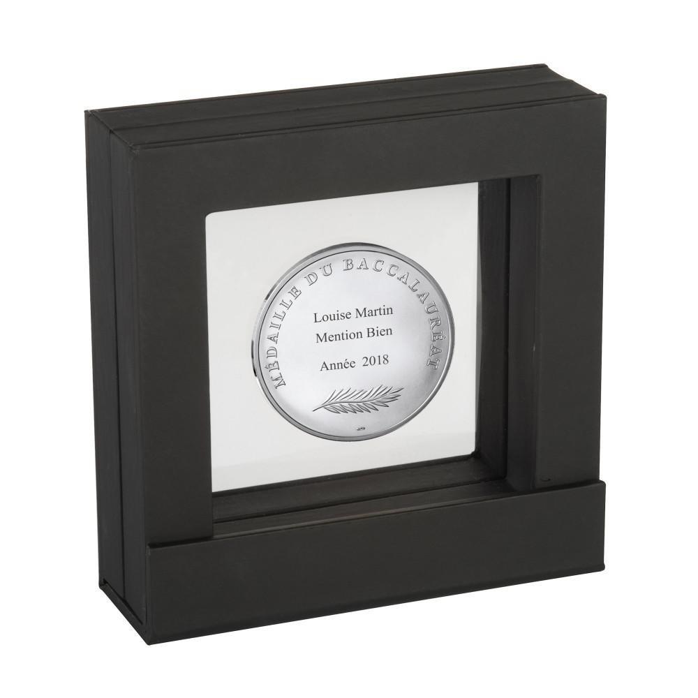 (FMED.Méd.MdP.Ag.100112734000B0) Silver medal - Bachelor medal (awarded) (zoom)