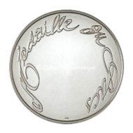 Médaille argent - Médaille du PACS (Petit module) - revers