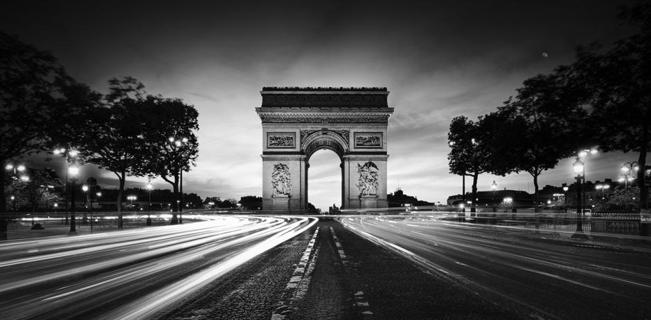 Arc de triomphe des Champs Élysées Numismatique de Paris