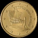 50 cent Chypre 2008