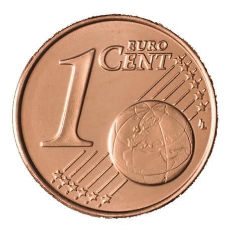 (EUR04.001.2008.0) 1 cent Chypre 2008 Revers