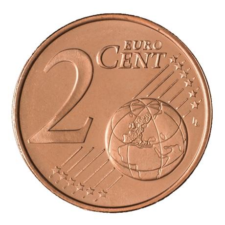 (EUR04.002.2008.0) 2 cent Chypre 2008 Revers