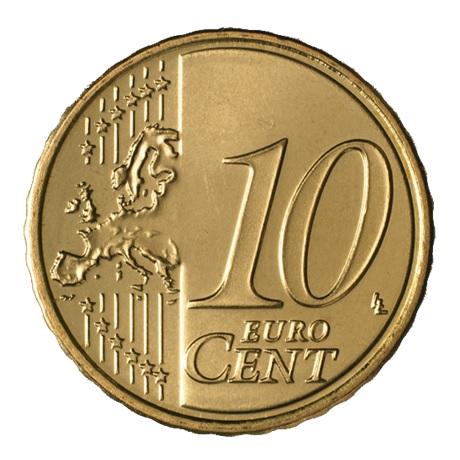 (EUR04.010.2008.0) 10 cent Chypre 2008 Revers
