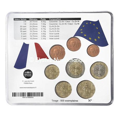 Mini-set BU France 2011 - XIII Verso