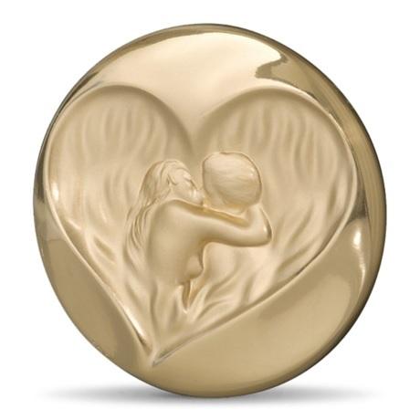 (FMED.Méd.MdP.CuSn.100111594400B0) Médaille bronze - Feu de l'amour Avers