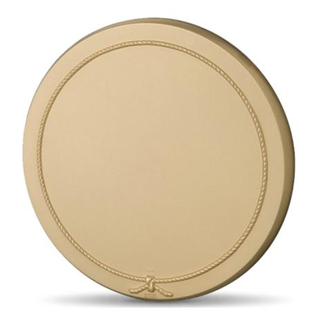 (FMED.Méd.MdP.CuSn.100111594400B0) Médaille bronze - Feu de l'amour Revers