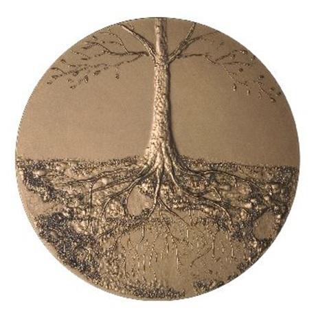 (FMED.Méd.MdP.CuZn.100111181800P0) Médaille bronze - De l'arbre Revers