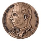 Médaille bronze - Antoine de Saint-Exupéry, par Belmondo Avers