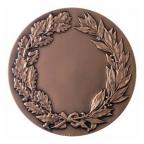 Médaille bronze - Armes de Paris Revers