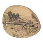 Médaille bronze - Au coeur de Paris Avers