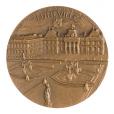 Médaille bronze - Château de Lunéville Avers