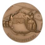 Médaille bronze - Château de Rambouillet Avers
