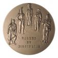 Médaille bronze - Création de la médaille militaire Revers