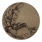 Médaille bronze - Dessin Revers