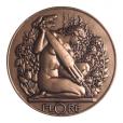 Médaille bronze - Flore Avers