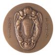 Médaille bronze - Fondation de Marseille Revers