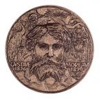 Médaille bronze - Gustave MOREAU Avers