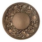 Médaille bronze - Horticulture, par Alphée Dubois Revers
