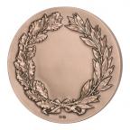 Médaille bronze - Industrie (grènetis à l'avers) Revers