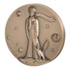 Médaille bronze - Le Petit Prince Avers