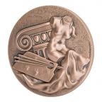 Médaille bronze - Les arts Avers