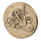 Médaille bronze - Musique Avers