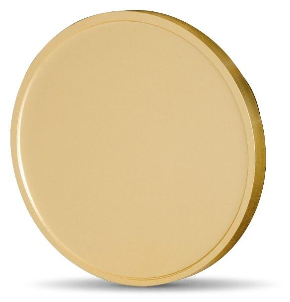 (FMED.Méd.MdP.CuSn.100112210300B0) Bronze clipboard medal - Heart to heart Reverse (zoom)