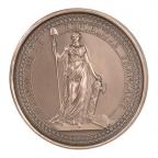 Médaille bronze - Sceau de la 1ère République Avers