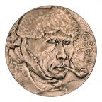 Médaille bronze - Van Gogh Avers