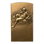 Médaille bronze - Viticulture Avers