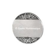 Médaille bronze argenté - Reconnaissance des bons services - revers