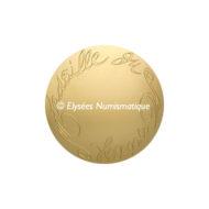 Médaille bronze florentin - Médaille du mariage (Grand module) - revers