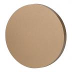 Médaille presse-papiers bronze - Sceau de Paris (Petit module) Revers