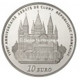 10 euro France 2010 argent BE - Europa Revers