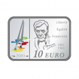 10 euro France 2010 argent BE - Georges Braque Reverse