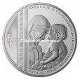 10 euro France 2010 argent BE - Mère Teresa Avers