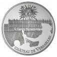 10 euro France 2011 argent BE - Château de Versailles Avers
