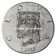 10 euro France 2011 argent BE - Clovis Avers