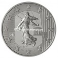 10 euro France 2011 argent BE - Semeuse Avers
