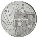 10 euro France 2011 argent BE - Semeuse Revers