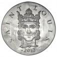 10 euro France 2012 argent BE - Saint Louis Avers