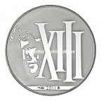100 euro France 2011 argent BE - XIII Avers