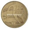 1,5 euro France 2011 - Olympique de Marseille Revers