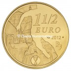 1,5 euro France 2012 - Paris-Saint-Germain Revers