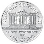 1,50 euro Autriche 2013 1 once argent - Philharmonique Avers