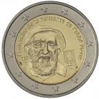 2 euro commémorative France 2012 - Centenaire de la naissance de l'Abbé Pierre