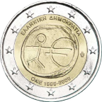 2 euro commémorative Grèce 2009 - EMU