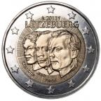 2 euro commémorative Luxembourg 2011 - Grand-Duc Jean de Luxembourg