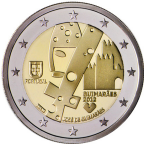 2 euro commémorative Portugal 2012 - Guimarães